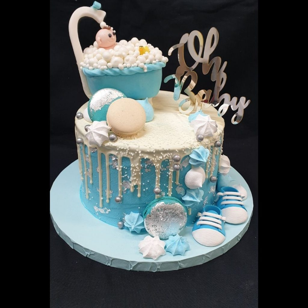 gender reveal cakes brisbane