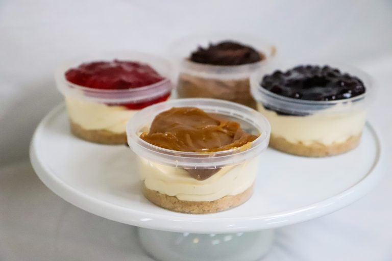 Cheesecake Cups Brisbane