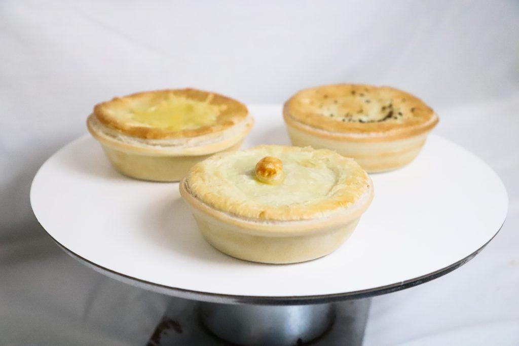 frozen gourmet pies brisbane