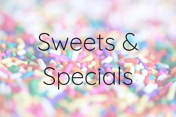 Springwood Bakery sweet foods