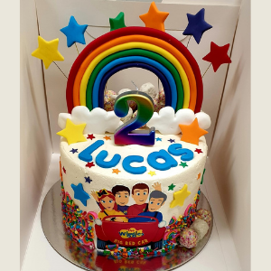 Kids custom cakes brisbane budget