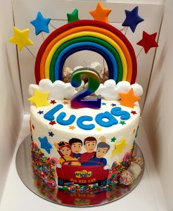 custom made kids cake brisbane