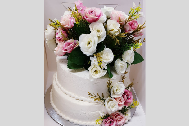 tiered wedding cakes brisbane southside