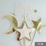 Brisbane cake toppers baby shower