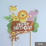 Brisbane cake toppers