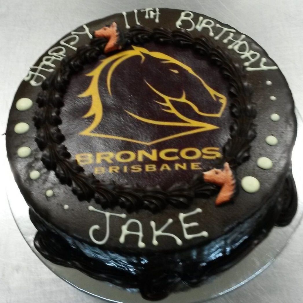NRL Cake brisbane south