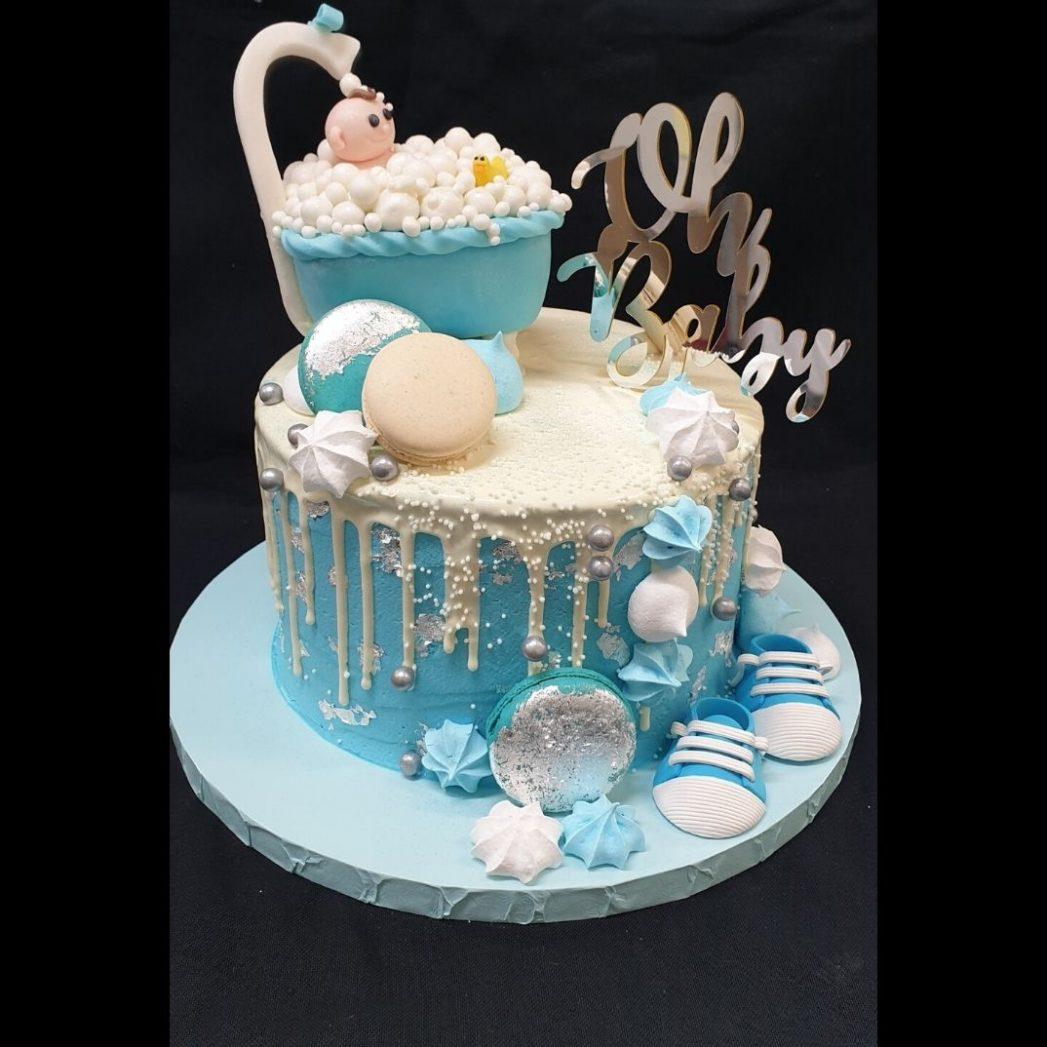 gender reveal cakes brisbane